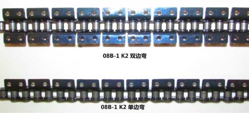 08B-1 K2 单边弯 双边弯